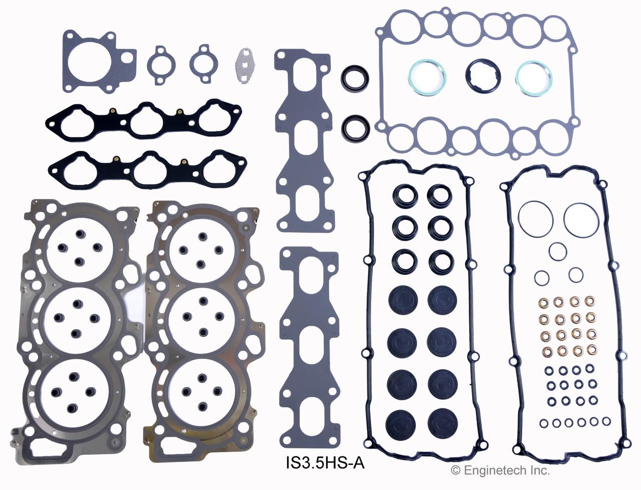 2002 Isuzu Rodeo 3 2L Engine Remain Kit (Re-Ring Kit) RMIS3