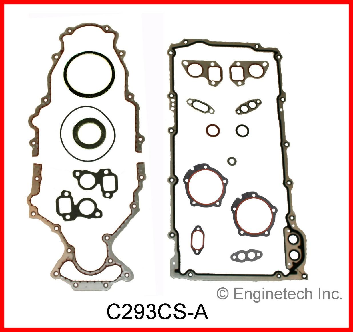 2005 Saab 9-7x 5.3L Engine Rebuild Kit RCSA5.3AP -1