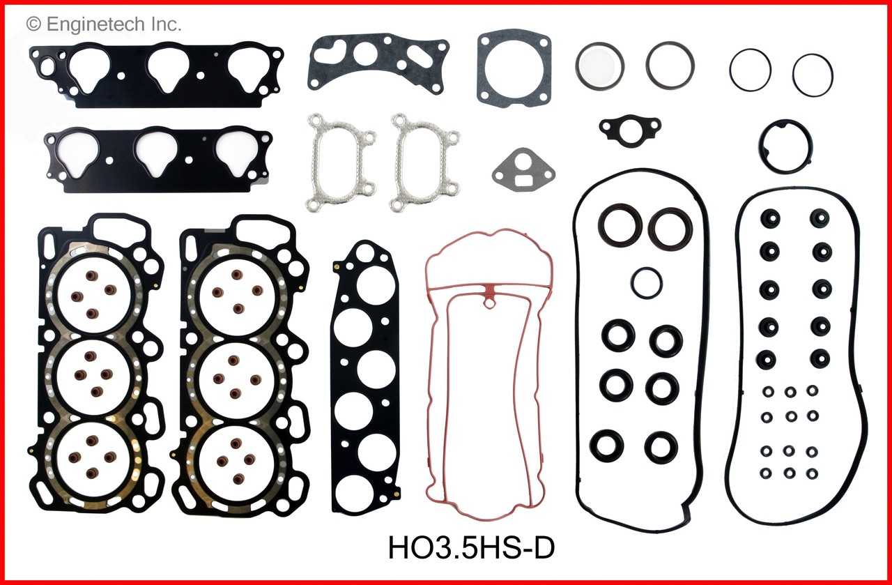 2007 Honda Odyssey 3.5L Engine Rebuild Kit RCHO3.5AP -3