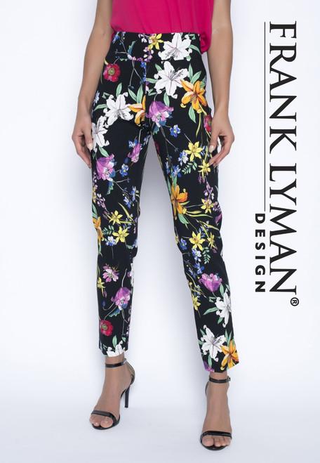 Frank Lyman Flower Trousers (186764)