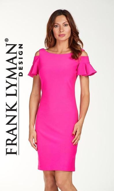 Frank Lyman Pink Dress (176072)