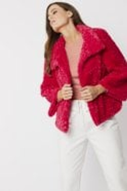 Jayley Faux Fur Jacket (FF5019A)