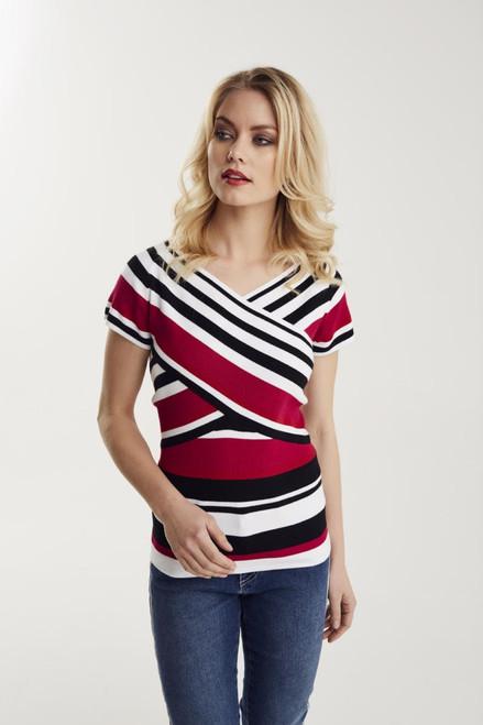 Micha short sleeved top (159170)