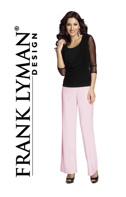 Frank Lyman ivory trousers (038)