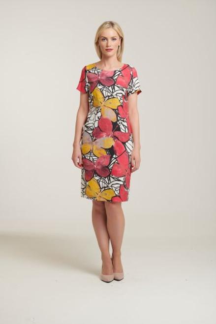 Libra Linen Dress (LD1078)