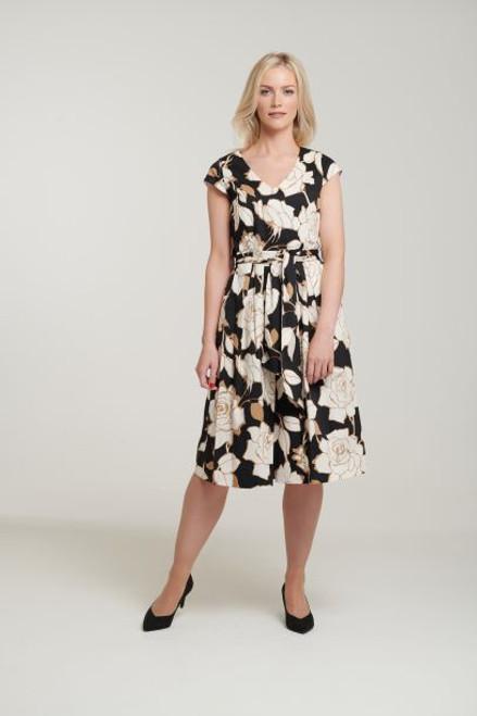 Libra Floral cotton dress (LD1118)