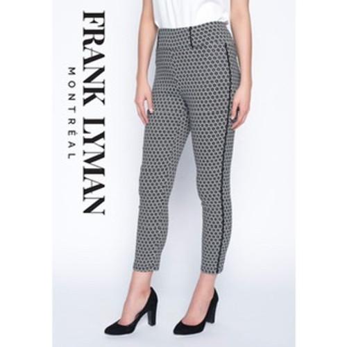 Frank Lyman check trousers (193386)