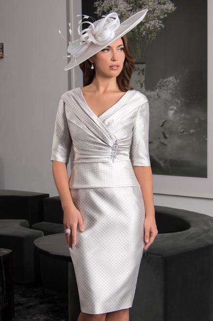 Ispirato Peplum dress (ISD809)