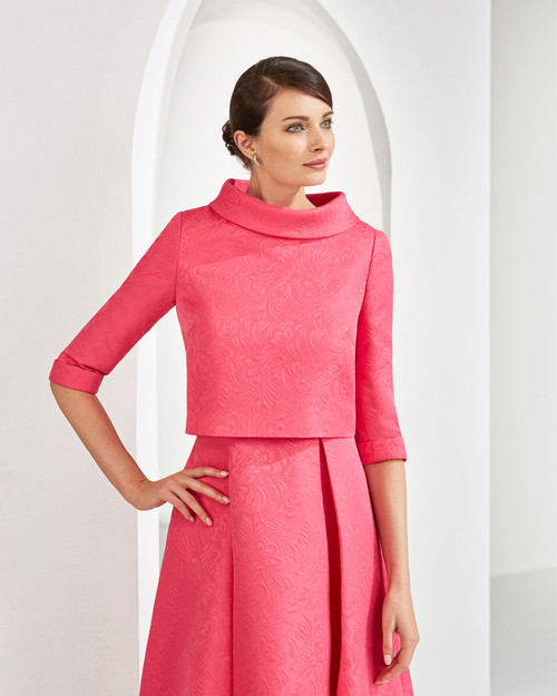 Couture Club dress and jacket (3G274BRCO0397)