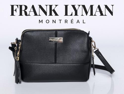 Black/Gold Hand Bag (A19636U)