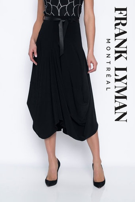Frank Lyman quirky and stylish skirt with belt (203061)