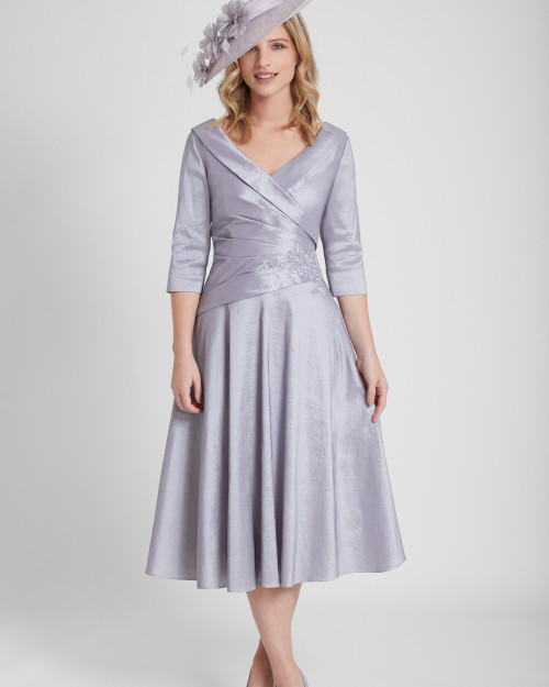Ispirato Fit And Flare Dress  (ISF827)