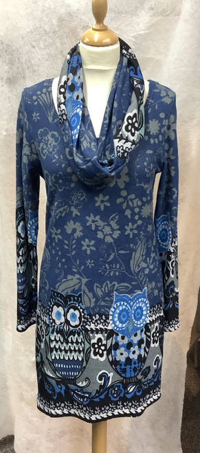 Nabella Knitted Dress (8636)