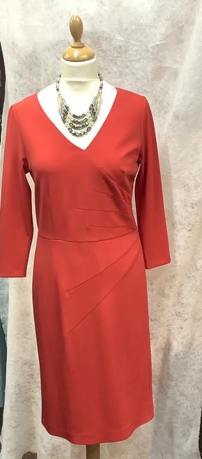 Libra V neck dress (LD848)