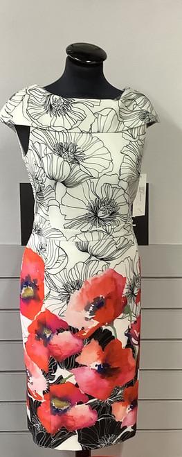 Kate Cooper Poppy print dress (KCS20172)