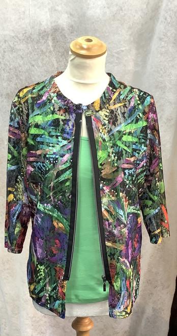 Dorisstreich Soft Zipped Jacket (361356)
