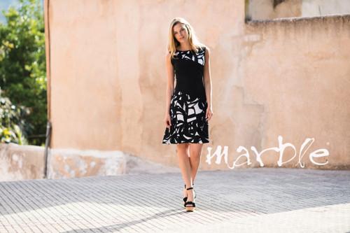 Marble Dress (5347)
