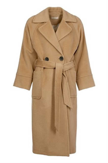 27510 2026 Gomaye Camel Coat () A must have for this season, the camel coat!  Super cosy in a wool/mohair mix and goes with everything!