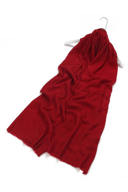 Beautifully soft and luxurious cashmere scarf.  A great gift idea or a treat for yourself. Pure Cashmere Scarf (SC-2482A-06-0001 )