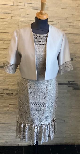 Gina Bacconi Silver jacket (SNN7002)