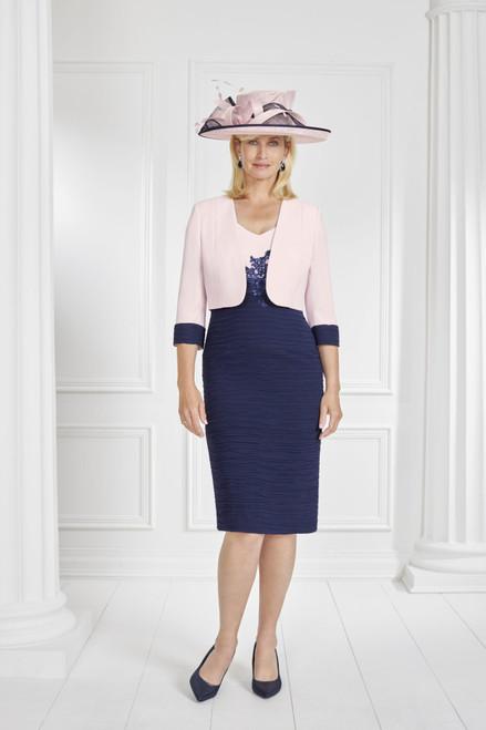 Condici Ruched Rose Reverie Suit (71061)