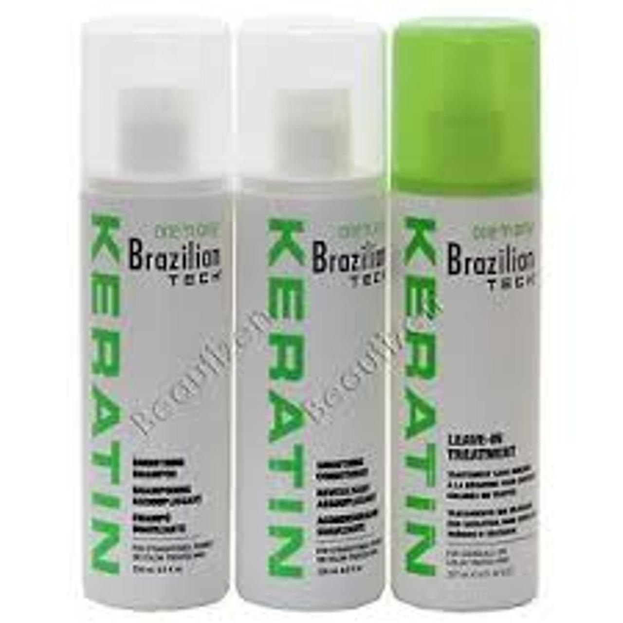 ONE & ONLY Brazilian Tech Keratin*