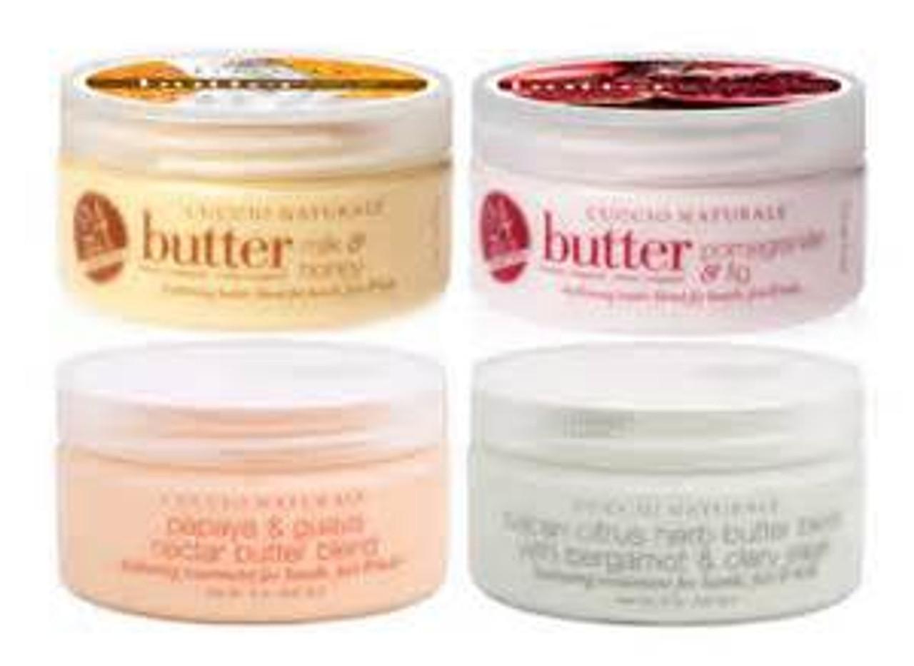 Moisturizing Body Butters*