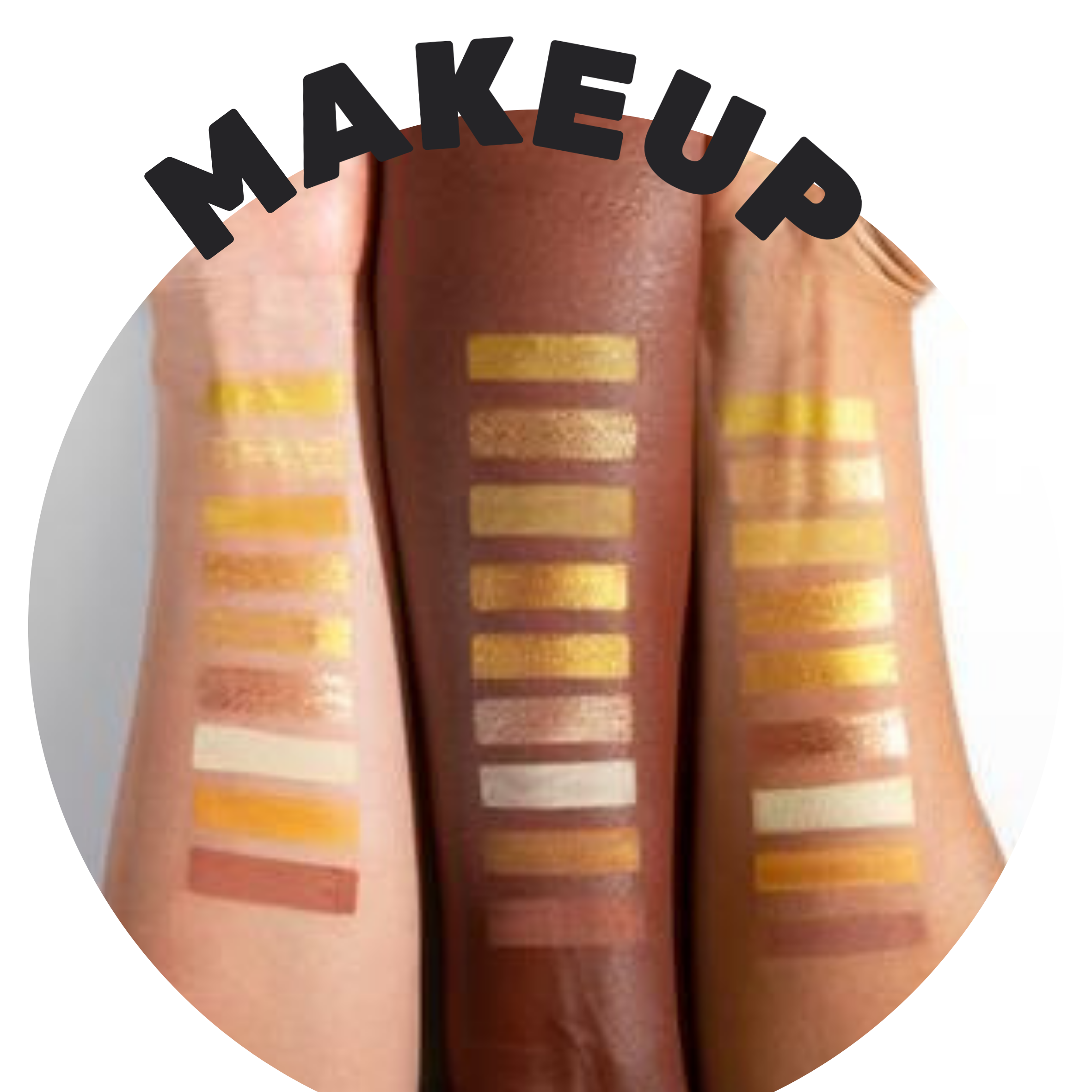FOUNDATION, CONCEALER, EYE SHADOW, LIP STICK, LIPGLOSS MAKEUP AT AN AFFORDABLE PRICE