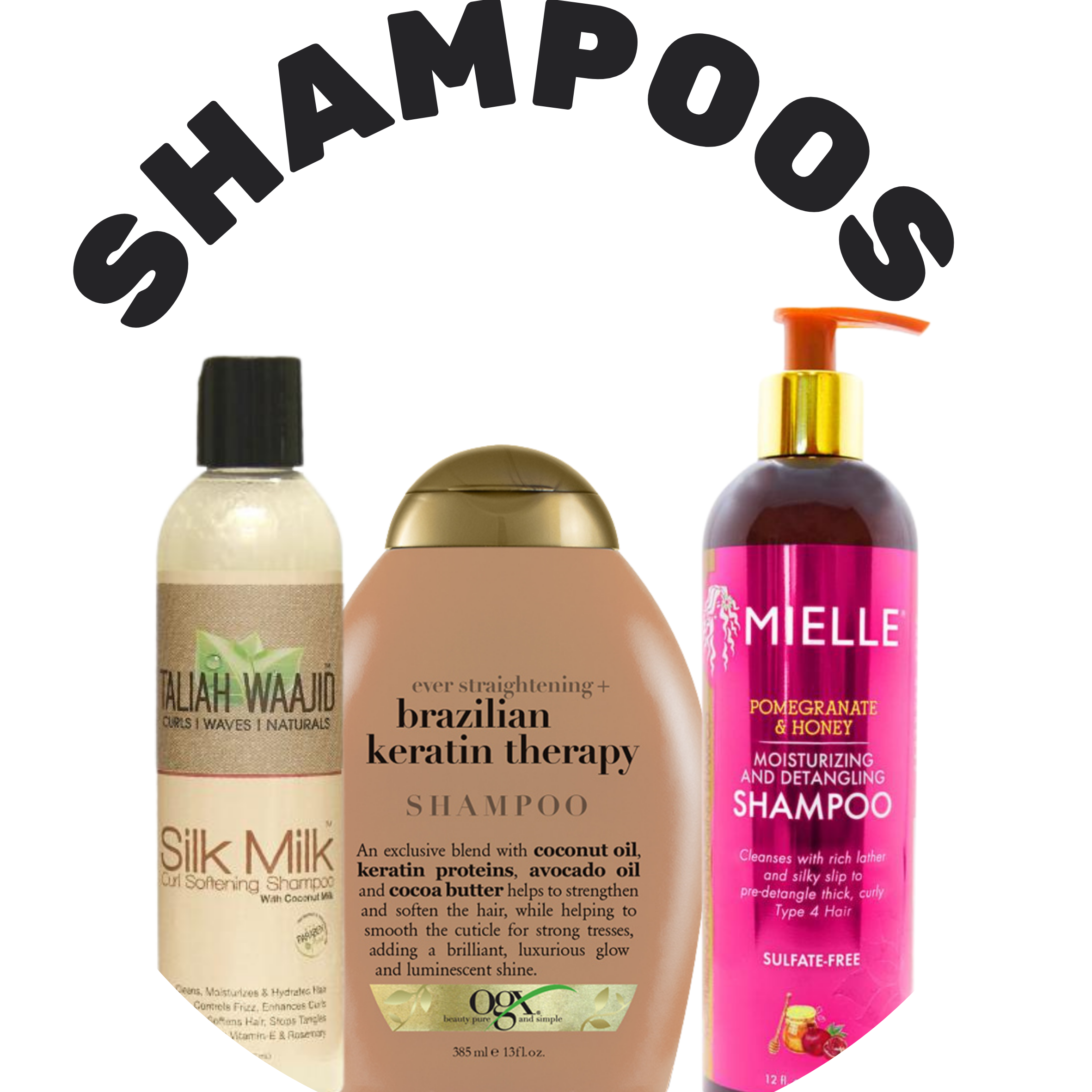 Hair Care shampoo and conditioner for healthy manageable beautiful hair