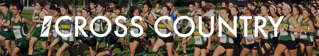 Cross Country Category Banner