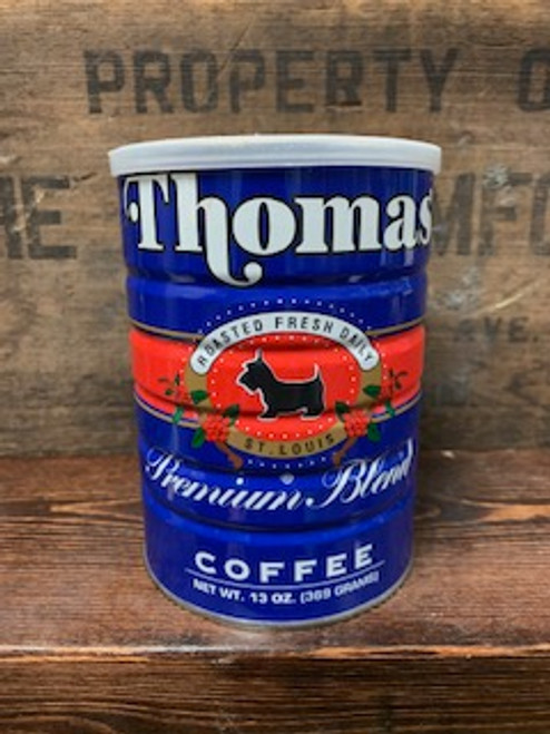 Thomas Coffee Can Candle