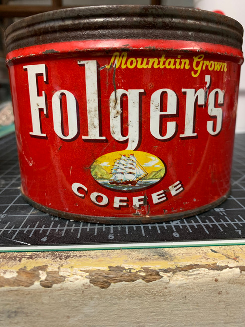 Folgers Coffee Candle