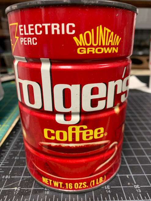 Folgers Coffee Candle-L