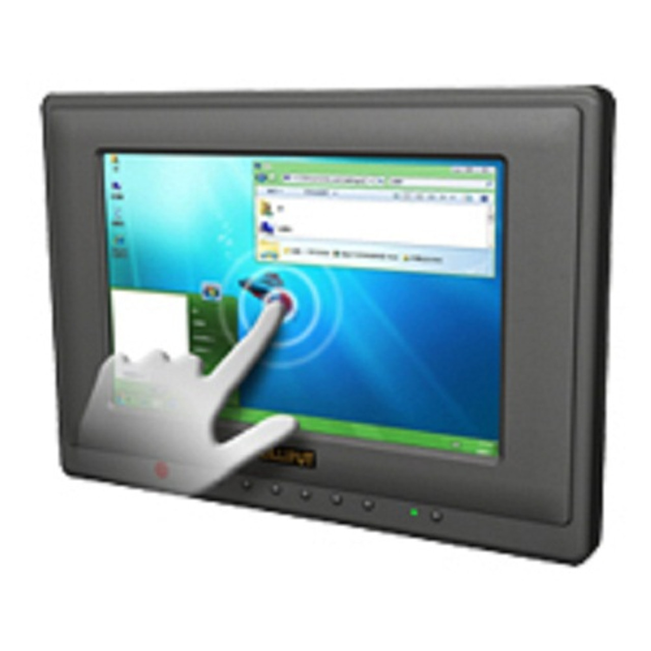 659GL-70NP/C/T (Surface Acoustic Wave Touch Monitor)