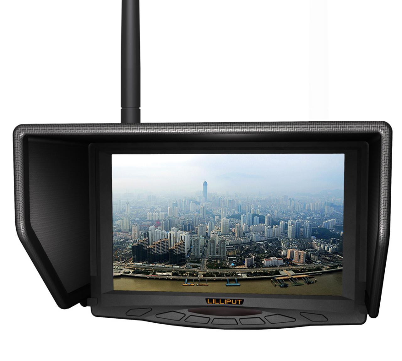 329W 7 inch Wireless AV Monitor