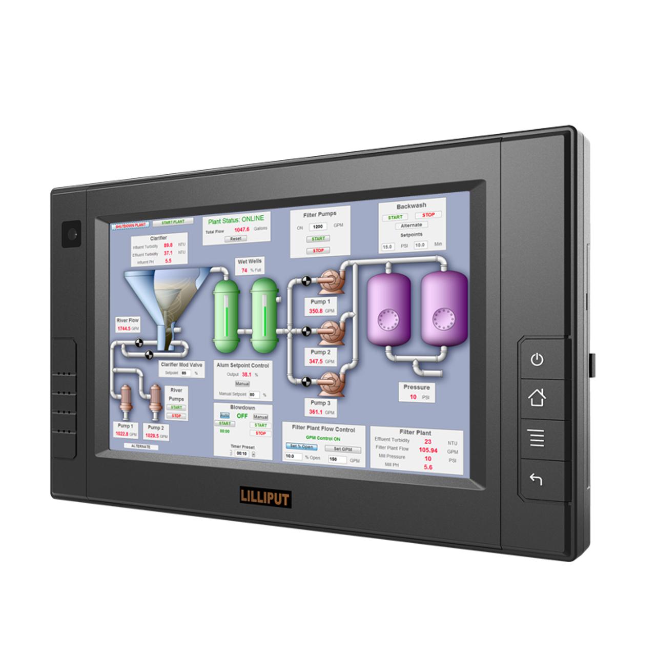 PC-7106 7 INCH MOBILE DATA TERMINAL