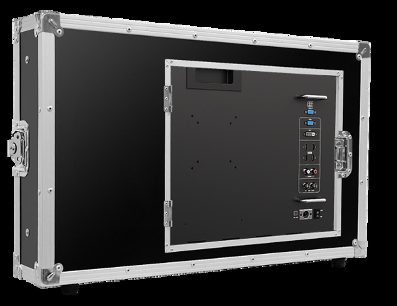 BM280-4K  (3G-SDI, 4K HDMI Broadcast Director Monitor)