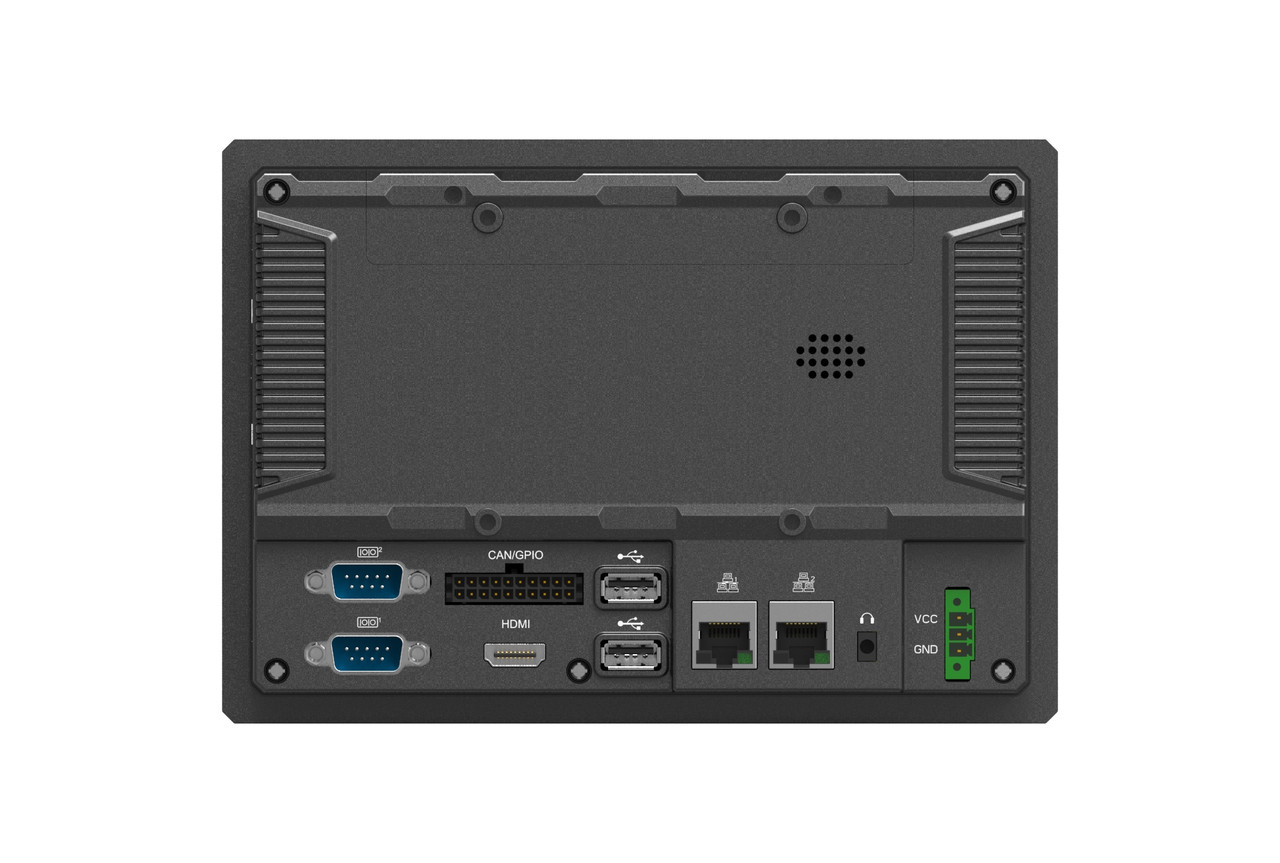 """PC-702 7"""" Embedded Industrial PC"""
