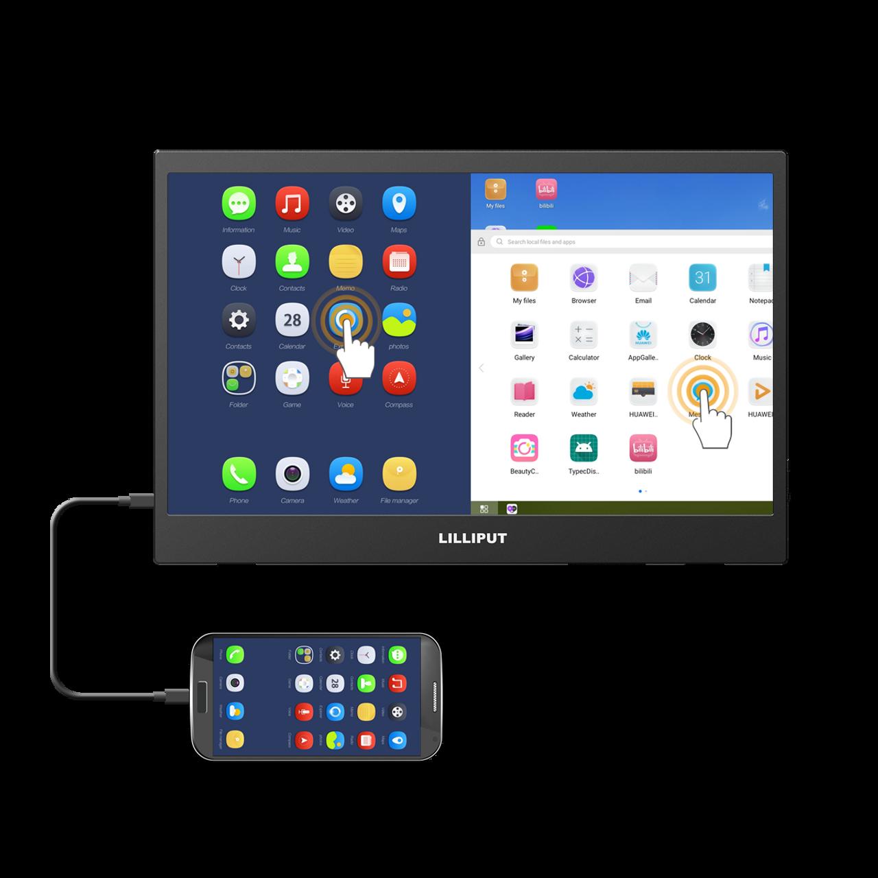 "UMTC-1400 14"" USB type-c Monitor"