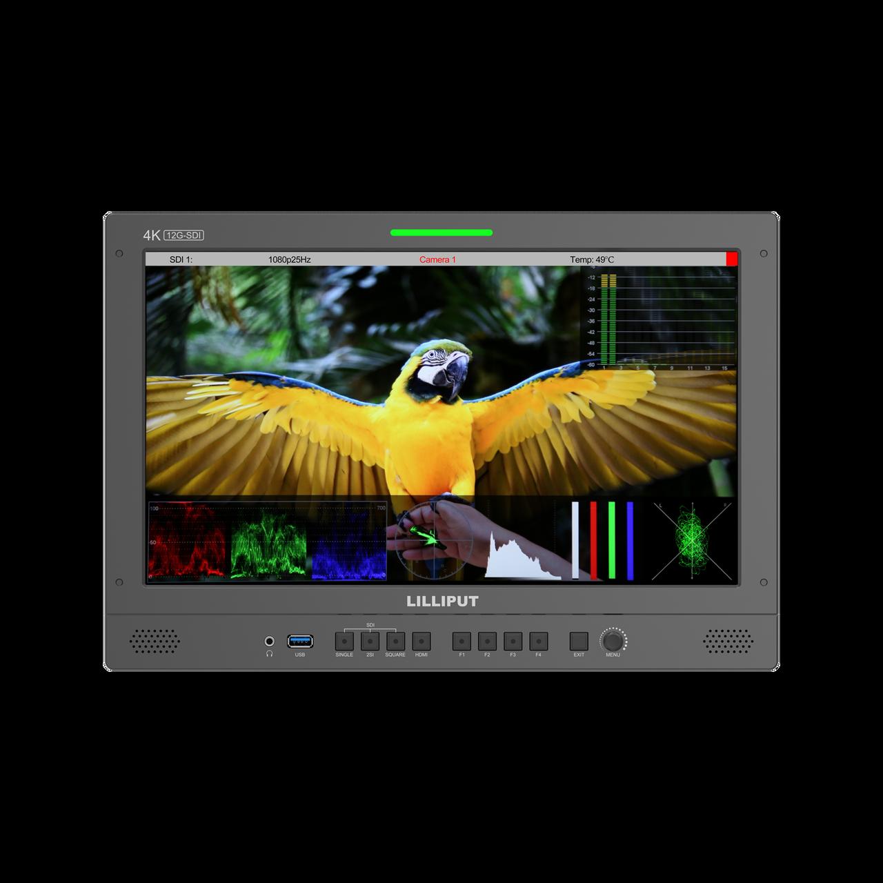 Q15 15.6 inch broadcast production studio monitor