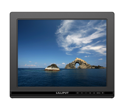 FA1000-NP/C (Non-Touch) 9.7 inch resistive touch monitor