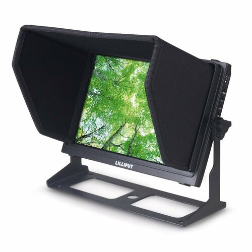 TM-1018/S 10.1 inch Camera top monitor