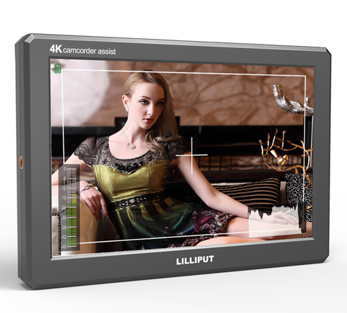 A8 Full HD 8.9 Inch Monitor with 4K Camera Assist