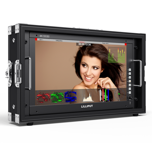 Q17 Pro 12G-SDI Broadcast/Production Monitor