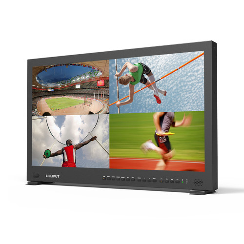 "BM280-4KS 28"" 4K HDMI Carry-On Broadcast Monitor With SDI, HDR And 3D LUTS"