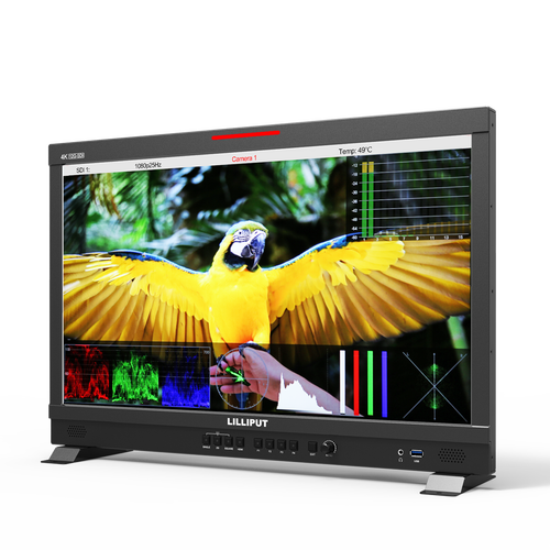 Q24 23.6 inch 12G-SDI professional broadcast production studio monitor