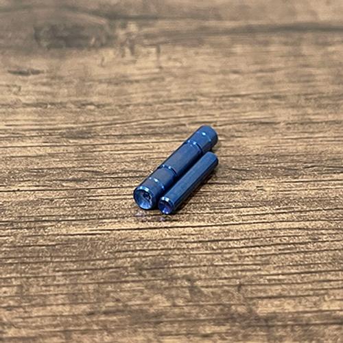 Glock Slim Frame Titanium Pin Set