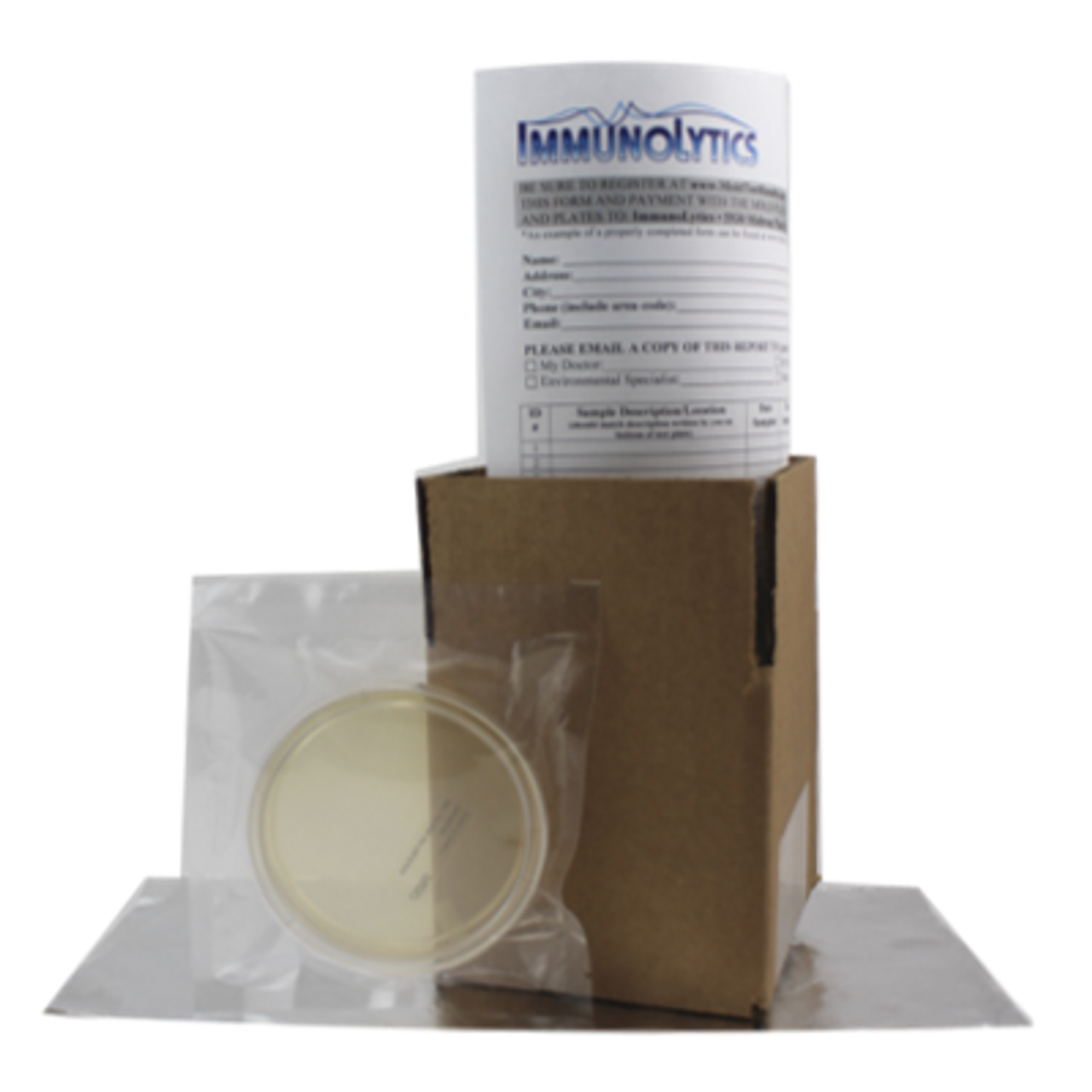 Mold Diagnostic Test Kit - Single