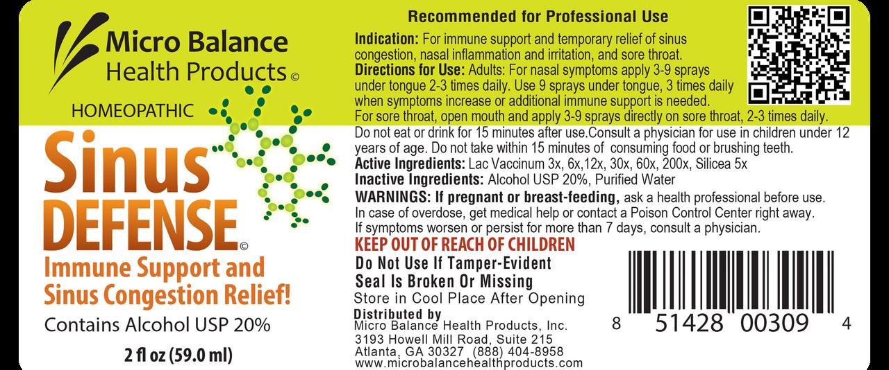 Sinus Defense/BetaMax 250 Bundle