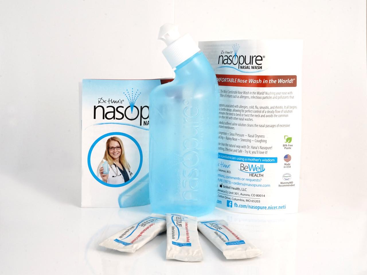 Nasopure Sampler Kit